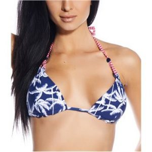 Sunset Triangle Push Up Navy