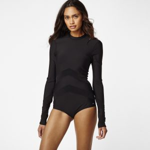 365 One Piece Swimsuit Black Swimsuits