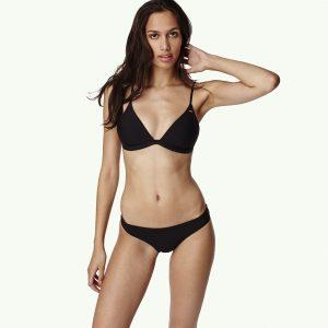 Balmy Night Bikini Black Bikinis