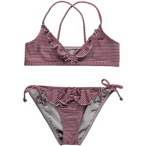 Structure Triangle Bikini Red Bikinis