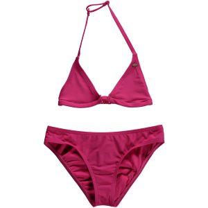 Base Triangle Bikini Pink Bikinis
