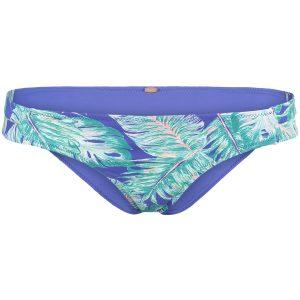 Reversible Bikini Bottom Blue Bikinis