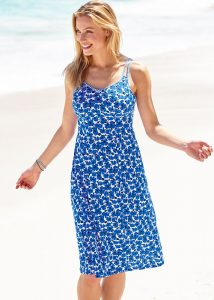 Anita Care Blue Lagoon Kenya Sun Dress