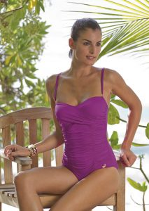 Goldfish Fuchsia Swimsuit
