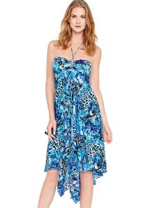 Gottex Oasis Bandeau Sun Dress