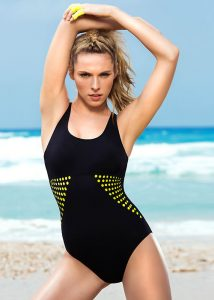Gottex Profile Sport Cutting Edge Swimsuit