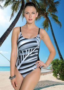 Palm Beach Skeletto Swimsuit