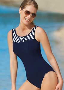 Sunflair New Line Mastectomy Swimsuit