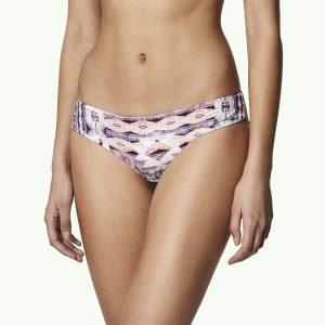 Crochette Hipster Bikini Bottom Pink Bikinis