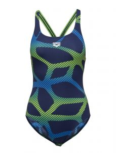 Arena W Spider Swim Pro Back One Piece