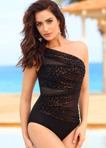 Miraclesuit Jena Copper Gilty Pleasures Swimsuit