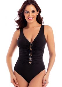 Miraclesuit Jewel Box Treasure Island Swimsuit