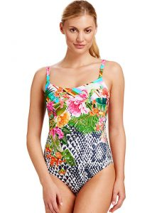 Feraud Paradise Pink Soft Cup Swimsuit