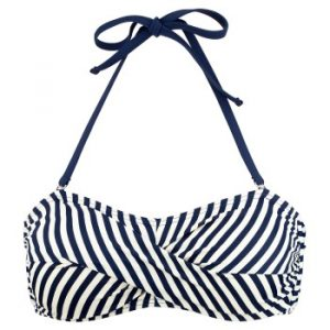 Sailor Twisted Bandeau Bra