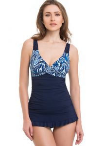 Gottex Profile Java Skirted Swimsuit