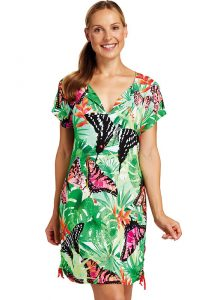 Rosch Butterfly Garden Sun Dress