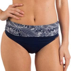 Flower Flow Chara Fold-Down Brief