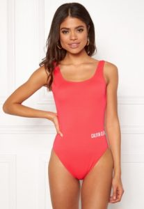 Square Scoop One Piece