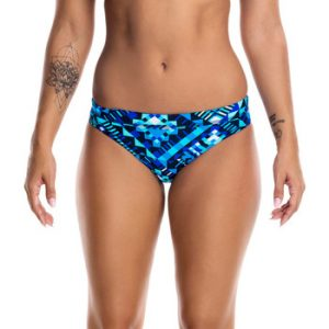 Bikinit   Sports Brief - Blue