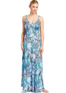 Feraud Star Sapphire Long Sun Dress