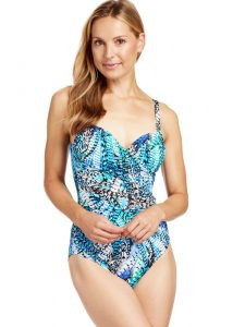 Feraud Star Sapphire Moulded Cup Swimsuit