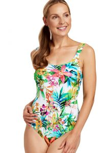 Rosch Pretty Plumeria Underwired Swimsuit