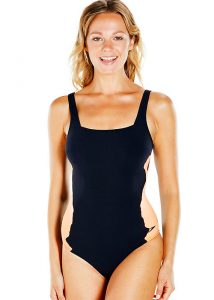 Speedo Sculpture Auragleam Swimsuit