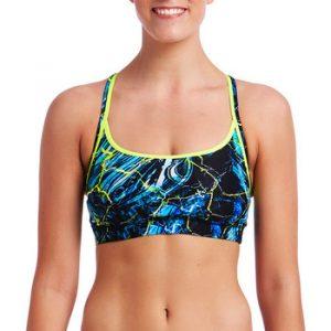 Bikinit   Sports Top - Multicolour