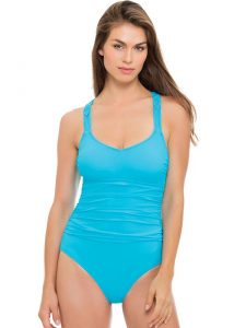 Gottex Profile Java Cross Back Swimsuit
