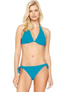 Gottex Au Naturel Underwired Halter Neck Bikini