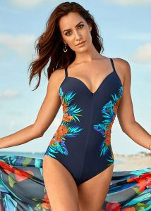 Miraclesuit Samoan Sunset Temptation Swimsuit