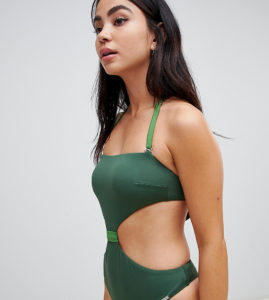 Forest Swimsuit - Green
