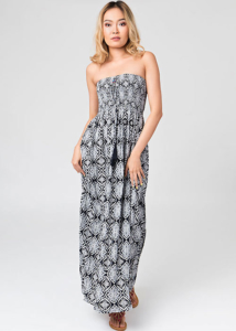 Pia Rossini Patras Maxi Dress