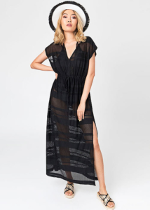 Pia Rossini Simone Maxi Dress