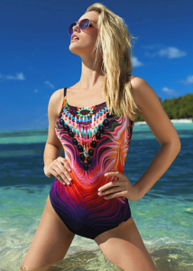Sunflair Firebird Swimsuit