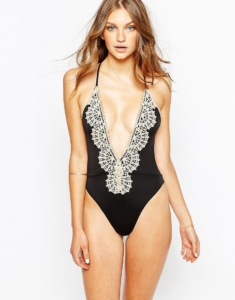 Eclipse Swimsuit - Black
