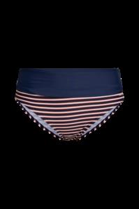 Bikinihousut Retro Navy