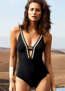 Maryan Mehlhorn Statement Swimsuit