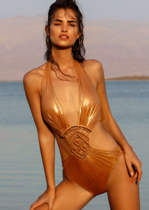 Gottex Couture Athena Swimsuit