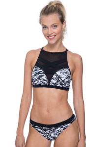Gottex Free Sport Off Track High Neck Bikini