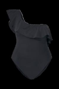 Epäsymmetrinen muotoileva uimapuku
