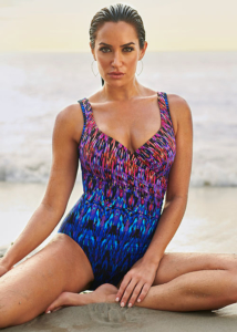 Miraclesuit Vesuvio Its A Wrap Swimsuit