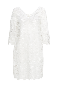 Rantamekko Holy Lace Beach Dress