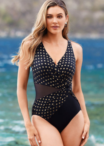 Miraclesuit Perla Circes Swimsuit
