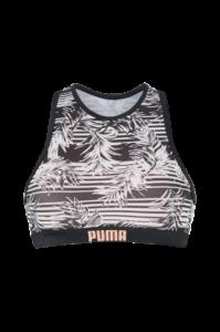 Bikinitoppi Puma Swim Women Racerback Swim Top