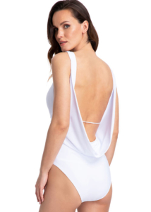 Gottex Couture Cassiopeia V Neck Swimsuit
