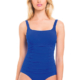 Gottex Profile Origami Square Neck Swimsuit