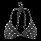 Bikiniyläosa vmTrille Triangle Top Dots