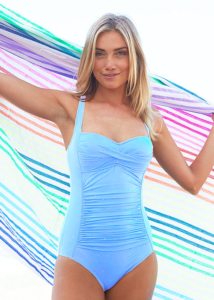 Moontide Contours Fuller Cup Twist Swimsuit